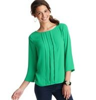 Mega-drooling over this top! I can't get enough of jade right now.