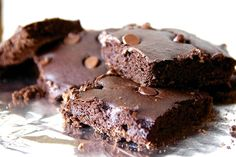 Hmm, zucchini brownies. Sounds royally suspicious. Speaking of royal, they say Marie Antoinette had a thing for sweets. This does not surprise me. If you have thirty-something live-in chefs floating around the castle, wouldn't you have a thing for sweets? I wish I had attended one of her parties. Umpteen tier cakes. Truffle towers. Macaroons …Read more...