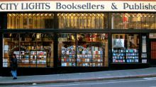Book stores front doors repinned by www.AboutHarry.com