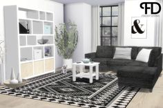 Amura Living Room Set Here a new set! A complete new Living room set. It is a set with 20 new items. I hope you all like my first living room. Enjoy! :) ♥ • Pouf - (3 different meshes) - 2 swatches • Sofa - (4 different meshes) - 2 swatches •...