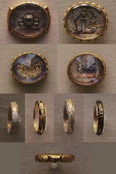 """Memento Mori ""Jewellery Late Stuart memorial slides--- Skull and… Hair Jewelry, Jewelry Art, Antique Jewelry, Vintage Jewelry, Jewlery, Memento Mori, Mourning Ring, Mourning Jewelry, Stuart Crystal"
