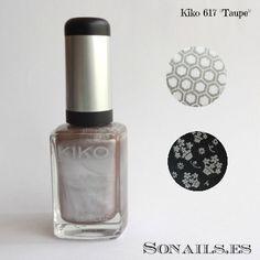 "Kiko Mirror 617 ""Taupe"""