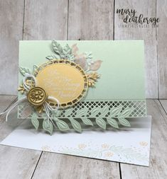 Wonderful Floral Romance by Stamps-n-lingers - Cards and Paper Crafts at Splitcoaststampers Flowers For Men, Stamping Up Cards, Pretty Cards, Flower Cards, Homemade Cards, Birthday Cards, Birthday Ideas, Cardmaking, Romance
