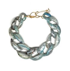 Diana Broussard-this statement necklace!
