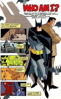 Who Am I? (Batman)