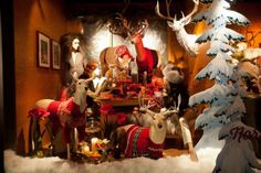Rudolph and friends, pinned by Ton van der Veer