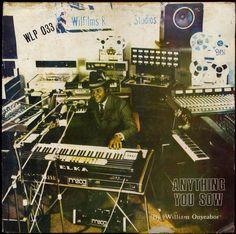 William Onyeabor – Anything You Sow (1985) #VinylTrails