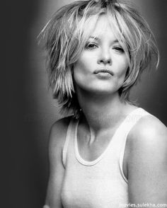 messy hair, love it!♥♥♥♥♥♥♥♥♥♥♥♥♥♥♥♥♥♥♥♥  Meg Ryan