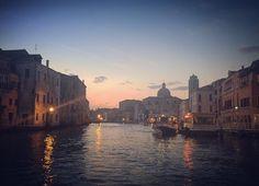 #Venedig am Eindunkeln  Einfach schön  #sunset #sonnenuntergang