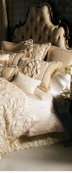 Unique Home Architecture — Dian Austin charisma design Bedroom Bed, Dream Bedroom, Master Bedroom, Bedroom Decor, Tuscan Bedroom, Bedroom Ideas, Deco Baroque, Tuscan House, Tuscan Style