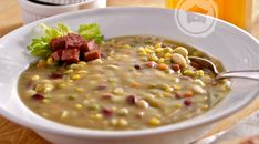 Slow Cooker Louisiana Bean Soup :: Recipes :: Camellia Brand