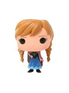 Funko Disney Frozen Pop! Anna Vinyl Figure  ash