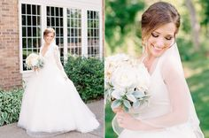 Bride portraits | Bridal photo ideas | Courtney and Brennan's Whitmoor Country Club Summer Wedding | St. Louis Wedding Photographer — Erin Stubblefield Weddings and Portraiture