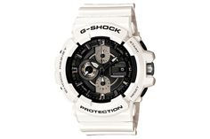 Casio G-Shock 2013 Summer White and Black Series Collection