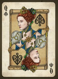 Evelyn Kriete | Community Post: Steampunk Playing Cards