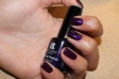 Red Carpet Manicure Nominated For Gel Polish #redcarpetmanicure #gelpolish #nails #purple