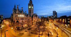 Roteiro de 2 dias em Manchester #viajar #londres #inglaterra