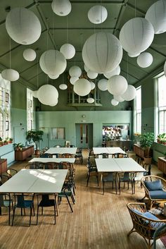 Food for Soul's Refettorio Felix Soup Kitchen in London, Designed by Studioilse | Yellowtrace