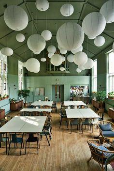Food for Soul's Refettorio Felix Soup Kitchen in London, Designed by Studioilse | http://www.yellowtrace.com.au/refettorio-felix-soup-kitchen-london-studioilse/