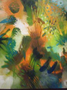 Carlos Jacanamijoy                                   Asomo y aureola. Cute Art, Painting, Abstract Landscape, Culture, Artists, Colors, Art, Painting Art, Paintings