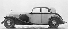 Chassis 30PY Sports Saloon by Hooper