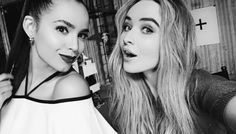 Sabrina Carpenter and Sofia Carson