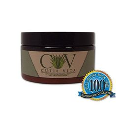 Cutis Vita Aloe Vera Skin Care, Face and Body Moisturizer Cream, Helps with Dry Skin, Acne, Cracked Heels and More Includes BonusTravel Size. Cutis Vita Has The Vital Nutrients Your Skin Has Been Missing! Aloe Vera Skin Care, Oily Skin Care, Dry Skin, Le Psoriasis, Psoriasis Cream, Organic Face Cream, Natural Aloe Vera, All Natural Skin Care, Best Face Products