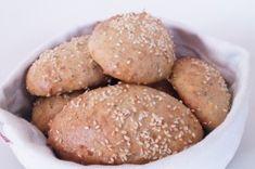 Krydrede hvidløgsflûtes - low carb og glutenfri