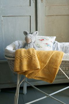 Ravelry: Honeycomb pattern by Nikki Van De Car