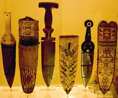 native american knives