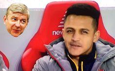 Thể thao 24h: Nụ cười bí hiểm báo hiệu Sanchez sắp rời Arsenal - https://home.vn.city/the-thao-24h-nu-cuoi-bi-hiem-bao-hieu-sanchez-sap-roi-arsenal.html -  Không được HLV Wenger trọng dụng, có nhiều thông tin cho rằng Sanchez sắp chuyển sang đầu quân cho MU.