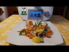 Cosce di pollo gustose bimby per TM5 e TM31 - YouTube Mini Foods, Slow Cooker, Chicken, Dinner, Video, Breakfast, Blog, Youtube, Dinners