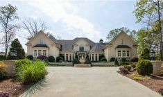 $3.995 Million European Inspired Mansion In Alpharetta, GA « Homes of the Rich – The Web's #1 Luxury Real Estate Blog