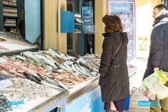 Καλημέρα!!Τι καλό θέλετε ;; #PsarasIxthiopolion #Ψάρια #Thessaloniki