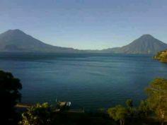 Beautiful, atitlan,  guatemala