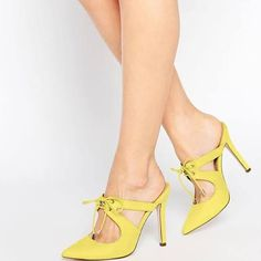 yellow shoes for women - Google Search