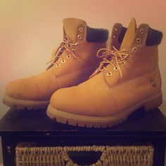 Size 11 | Men's Timberland Boots Men's Brown Timberland Boots.  Lightly Worn | Good Condition. Original Box Not Available. Timberland Shoes Combat & Moto Boots