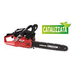#Motosega #VALEX LR38 catalizzata con catena Oregon - Cilindrata 37,2 cc, Barra 45,5 cm, modello 1493938 #giardinaggio #hobby #giardini #faidate