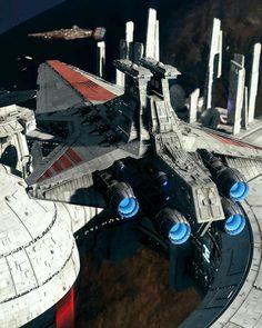 Star Wars Clones, Star Wars Clone Wars, Star Trek, Star Wars Fan Art, Star Wars Concept Art, Images Star Wars, Star Wars Pictures, Star Citizen, Guerra Dos Clones