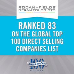 Making the top 83 Global List before we have even go international is HUGE!!  Also held in high esteem in the Direct Selling Association. Key information if you are looking for companies to be a part of. Who is on their corporate staff? What is the mission of the company?  CONTACT ME: sofiaschiffino@email.com