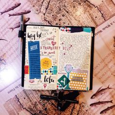 Have dreams, will travel. . Tuesday, December 8th in my TN. . #planner #plannerlove #papercraft #plannernerd #planneraddict #plannerstickers #plannersupplies #stickers #stationery #myplannerbabes #mypaperprojects #plannerpeople #washi #planneraddictmalaysia #midori #midoritravelersnotebook #journal #flatlay #epehemera