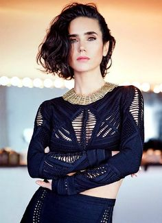 Jennifer Connelly by Will Davidson in The Edit