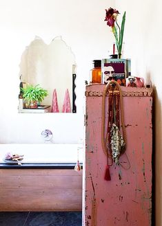 make mine eclectic / bathroom / sfgirlbybay