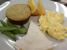 Debra - This lunch is: Egg & Cheese Breakfast Burrito or Peanut Butter & Honey Quesadilla Oatmeal Muffins Salad Almonds Sliced Cheese