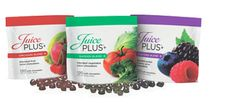 Ingredientes Juice Plus masticables