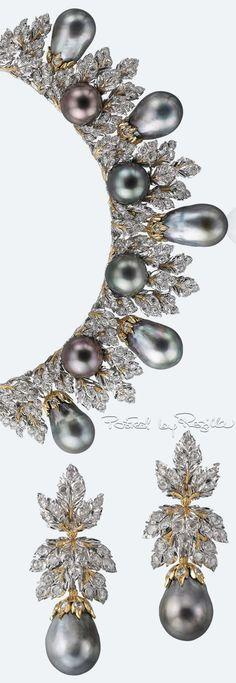 Pérolas Buccellati ~ beleza que bling jóias da moda