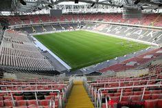 June 2014 | Otkrytie Stadium | FC Spartak | Moscow | stadium design Fc Spartak Moscow, City Architecture, Fifa World Cup, New Homes, June, Europe, Design