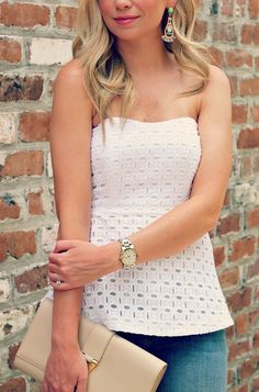 Great summertime outfit!