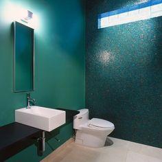 Interior Design in Smaragdgrün - die Farbe des Jahres 2013 - #Farben