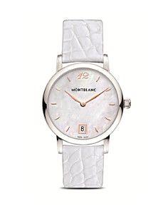 Montblanc Star Classique Lady Quartz Watch, 34mm (2030)